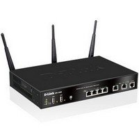 D-Link DSR-1000N wireless router